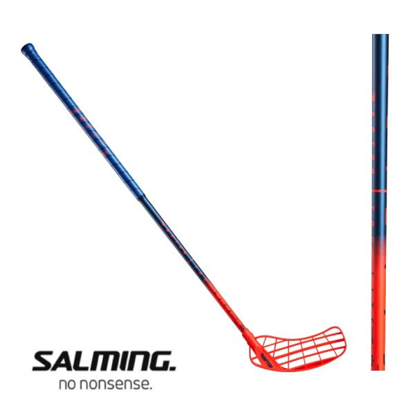 Salming RAPTOR Tourlite Touch 29 blau/rot