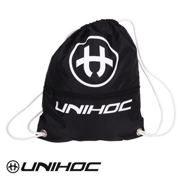 Unihoc Tasche GYM BAG schwarz