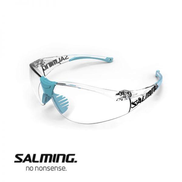 Salming Sportbrille SPLIT VISION Junior hellblau