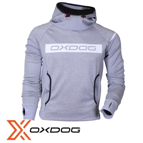 Oxdog Hoodie ATX grau