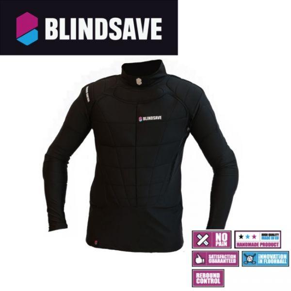 BLINDSAVE Schutzweste PRO LongSleeve mit Reboundkontrolle