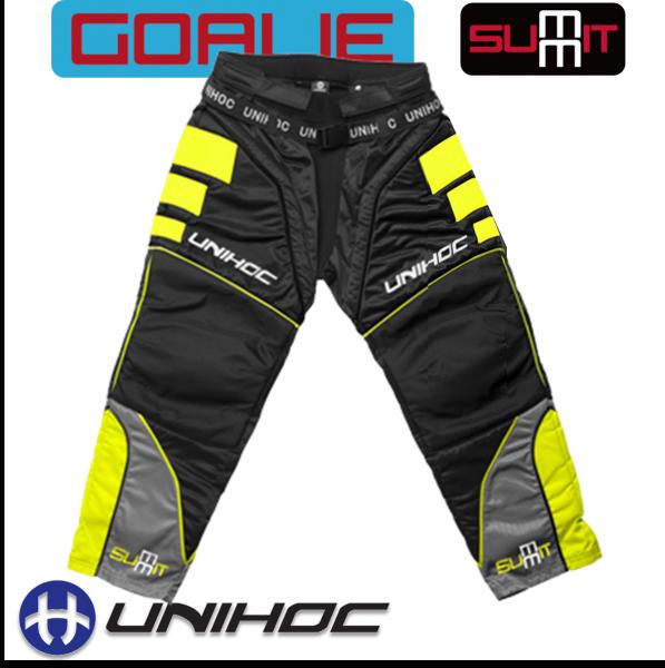 Unihoc SUMMIT TW-Hose schwarz/gelb