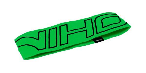 Unihoc Stirnband ULTRA MID neon grün