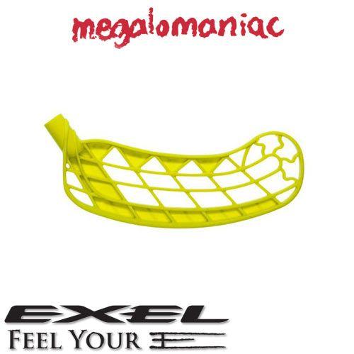Exel Megalomaniac Kelle, gelb