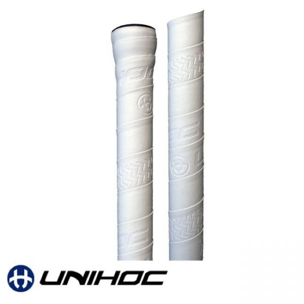 Floorball Griffband - Unihoc Grip TOP GRIP weiß