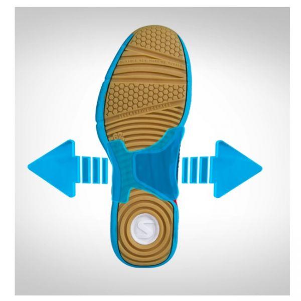 Salming Schuh VIPER blau