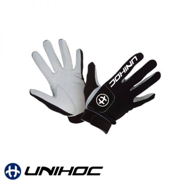 Unihoc Torwarthandschuhe PRO schwarz