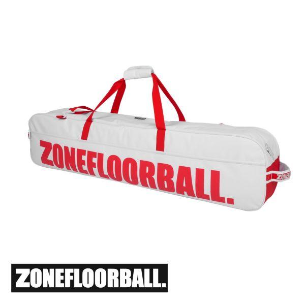 Zone Toolbag ALMIGHTY weiß/rot (20 Schläger)