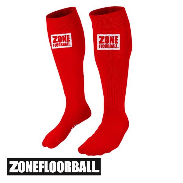 Zone Stutzen ATHLETE rot