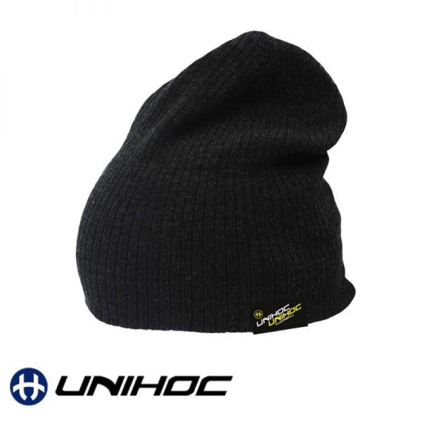 Mütze - Unihoc Beanie HEAT schwarz