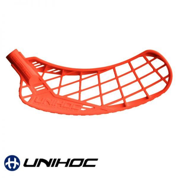 Unihoc EPIC FeatherLight Medium neon orange