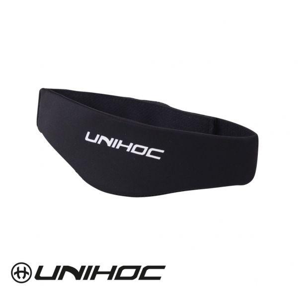 Unihoc Halsschutz FLOW schwarz