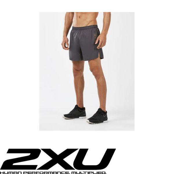 """2XU GHST Shorts 5"""" Herren schwarz"""