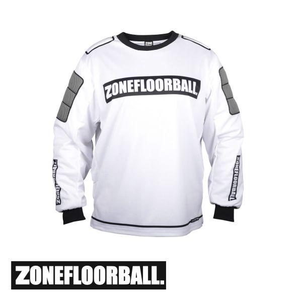 Zone MONSTER TW-Pullover weiß/schwarz