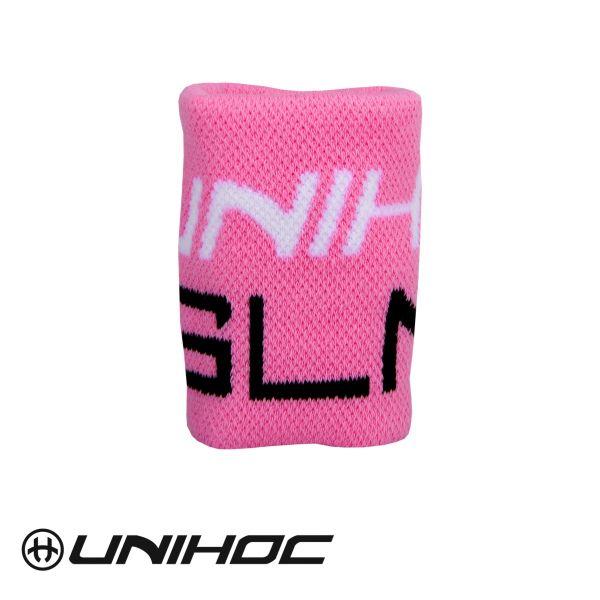 Unihoc Schweißband GLNT pink