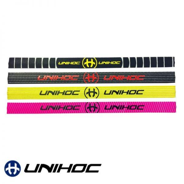 Unihoc Haarband ELASTICA neon (4er Pack)
