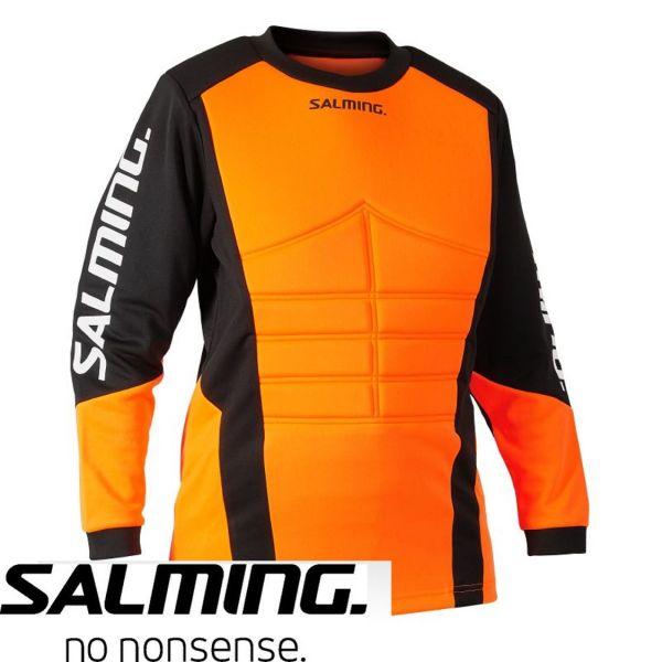 Salming ATLAS TW-Pullover orange/schwarz