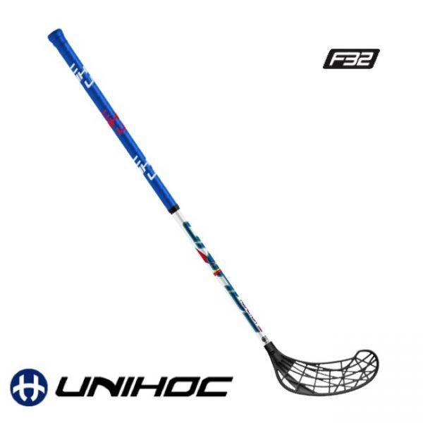 Unihoc Ace 32 - blau