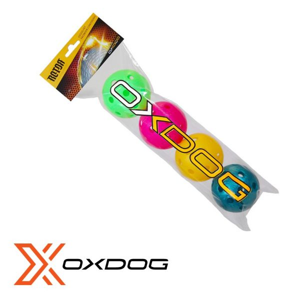 Oxdog Floorball ROTOR (4er Pack)