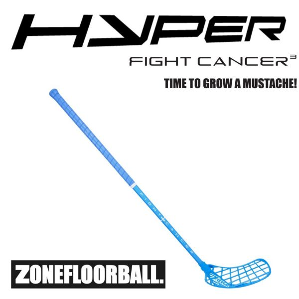 Zone HYPER AIR 31 Fight Cancer Edt. blau