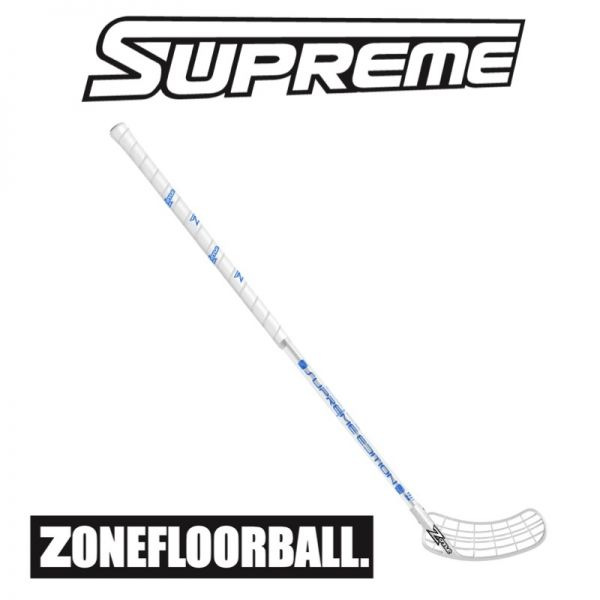 Zone SUPREME Composite 27 weiß/blau