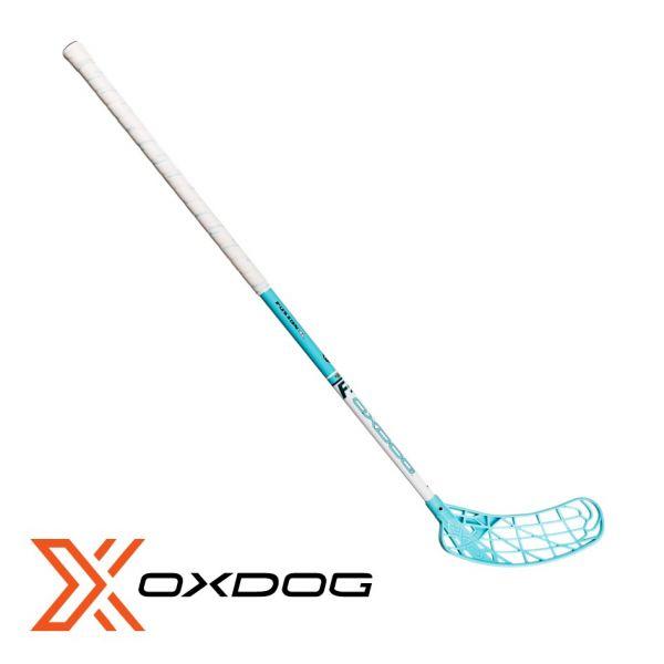 Oxdog AVOX Fusion 32 weiß/türkis