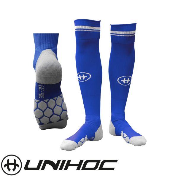 Unihoc Stutzen XLNT blau
