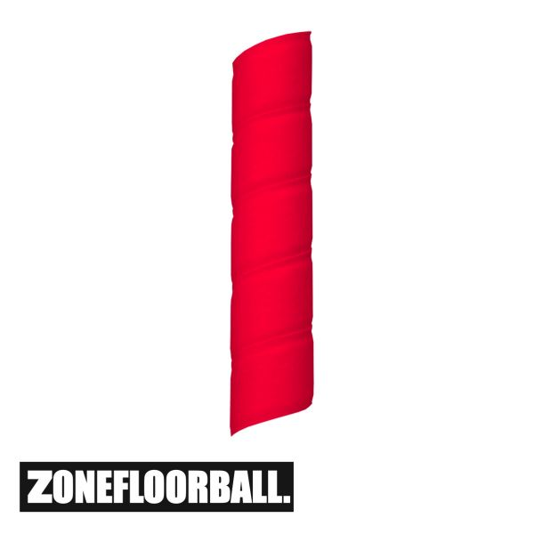 Floorball Griffband - Zone MONSTER CLEAN rot