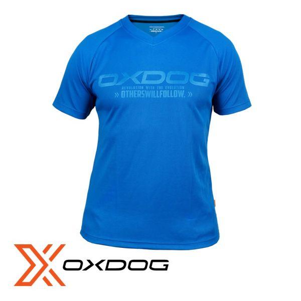Oxdog Funktionsshirt ATLANTA blau