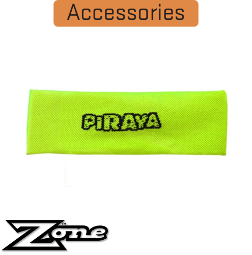 Zone Stirnband PIRAYA Kids neon-grün