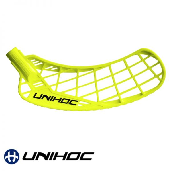 Unihoc EPIC Medium neon gelb