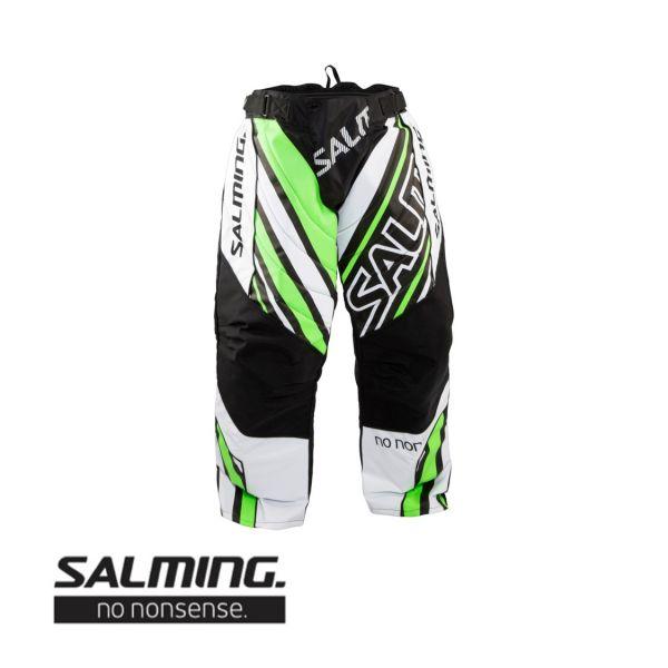 Salming PHOENIX TW-Hose Weiß/Grün