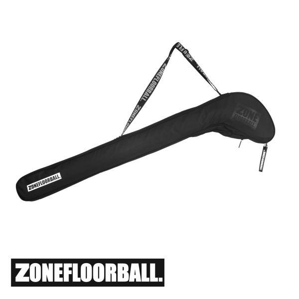 Zone Stickbag BRILLIANT Junior schwarz/grau