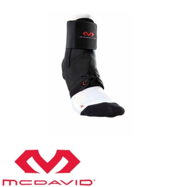MCDAVID Köchelbandage mit Riemen schwarz
