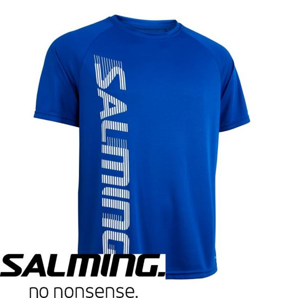 Salming Trikot TRAINING TEE 2.0 Blau