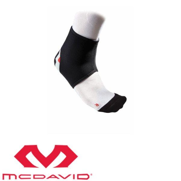 MCDAVID Fußgelenkbandage schwarz