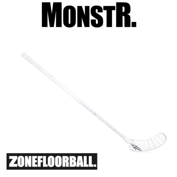 Zone MONSTR AIR Superlight 27 Weiß