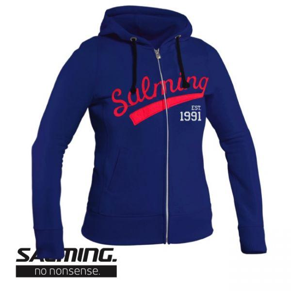 Salming 1991 HOOD WOMEN - blau