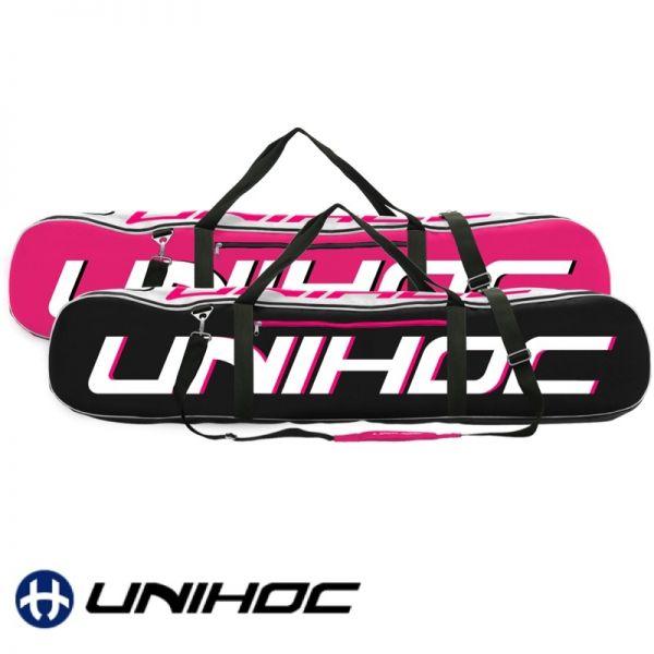 Unihoc Toolbag ULTRA Senior schwarz/pink