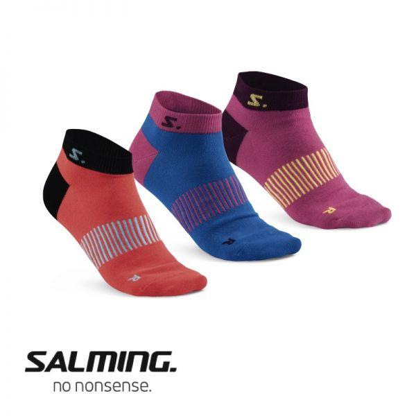 Salming Socken ANKLE diva pink