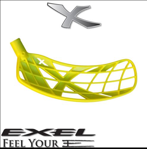 Exel X Medium Gelb