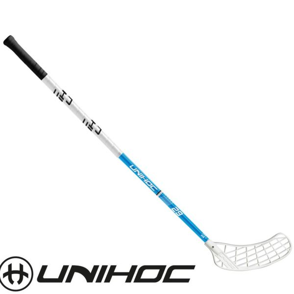 Unihoc PLAYER Special Edition 29 blau/weiß