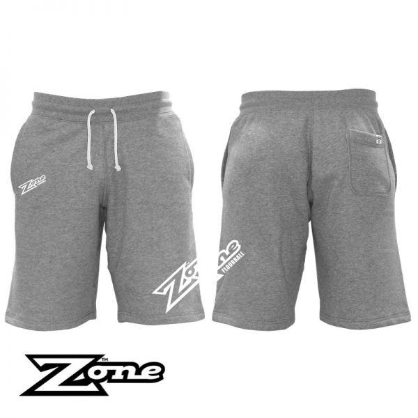 Zone Sweat Shorts PRICELESS grau