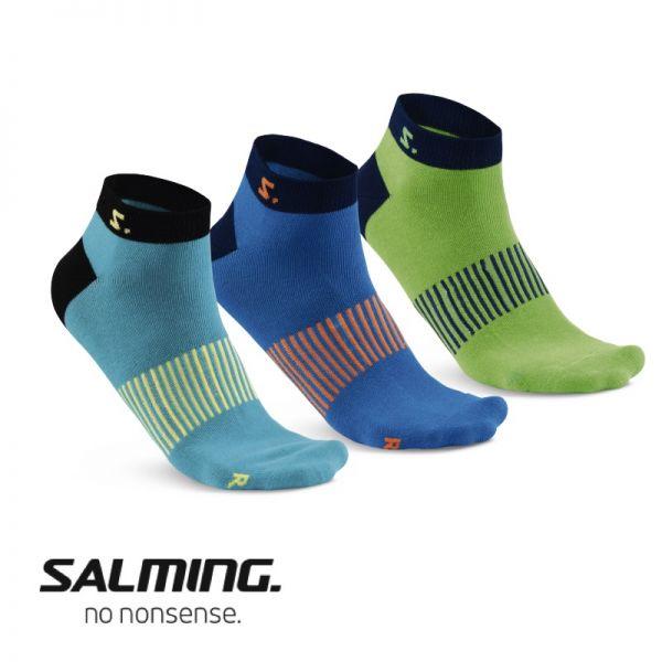 Salming Socken ANKLE grün