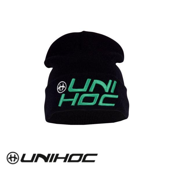 Unihoc Beanie UNITED schwarz