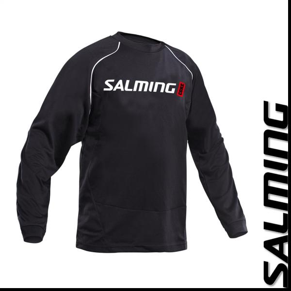 Salming CORE TW-Pullover Senior schwarz