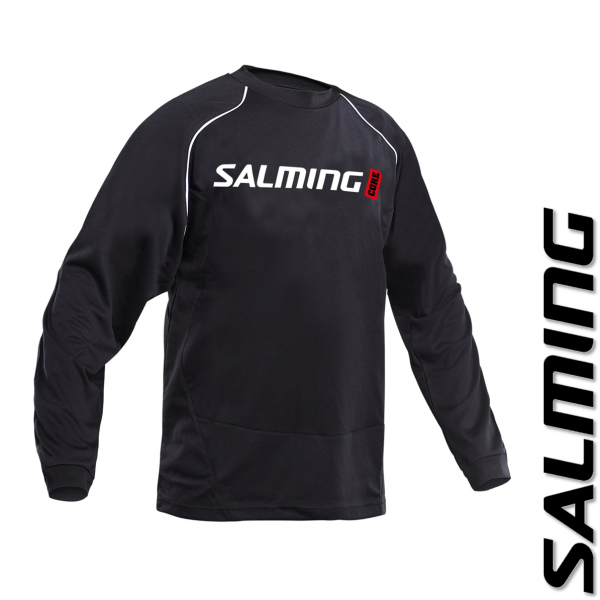 Salming CORE TW-Pullover Junior schwarz