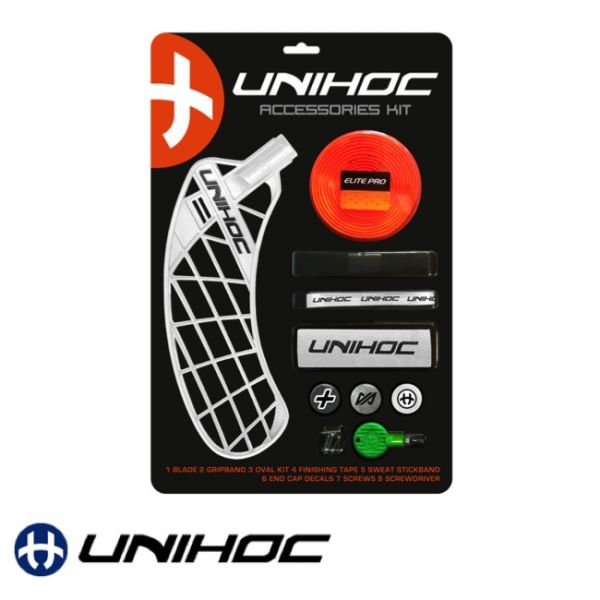 Floorball Unihoc Accessories Kit Unity