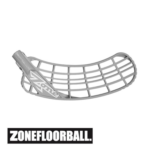 Zone ZUPER AIR Soft Feel Medium silber