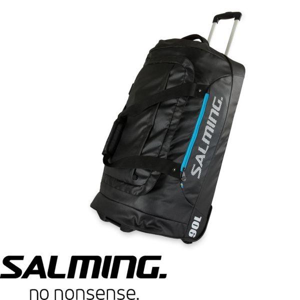 Salming Sporttasche MERCER Trolley 90 Schwarz